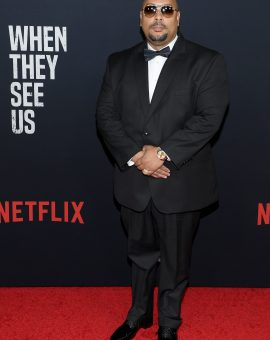 When They See Us: An Evening with Raymond Santana
