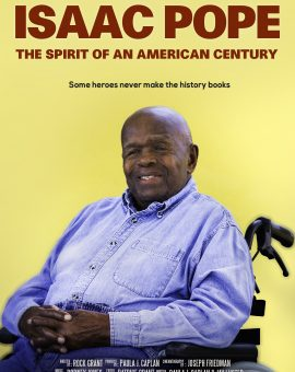 Isaac Pope – the Spirit of an American Century- Screening + Q&A