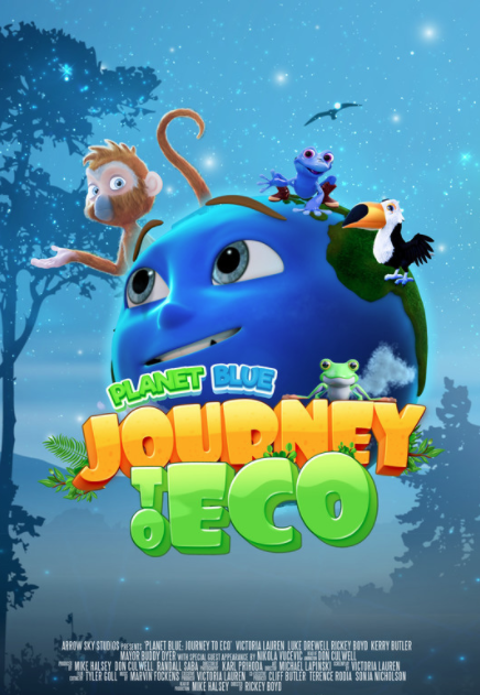 Planet Blue – Journey to Eco